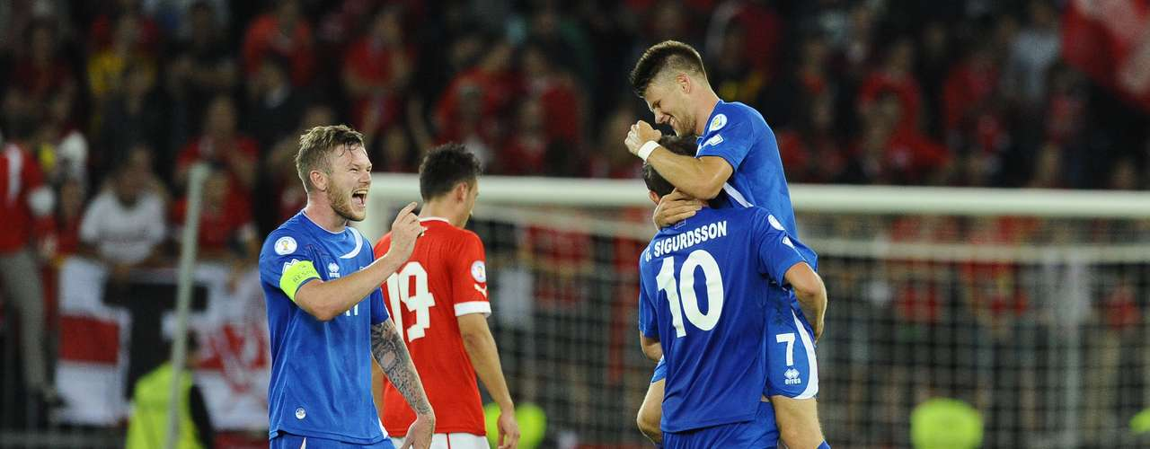 Johann Berg Gudmundsson (Iceland): Unfortunately, he was overshadowed by a hat trick form the Icelandic winger, including a goal in the 90th minute to secure the tie against Switzerland.