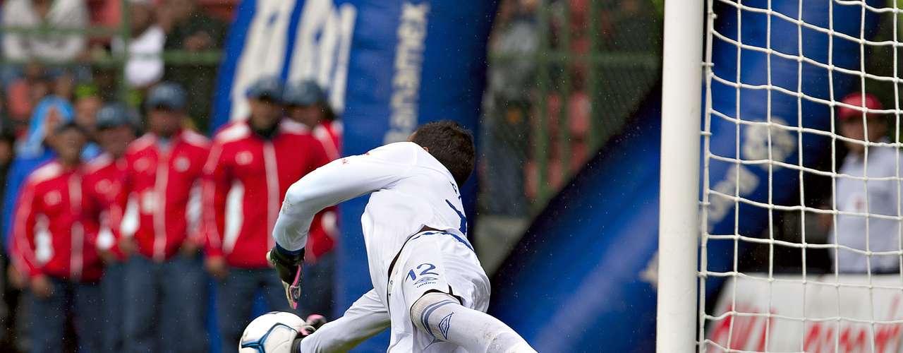 Guillermo Allison adivinó y evitó el 2-2.