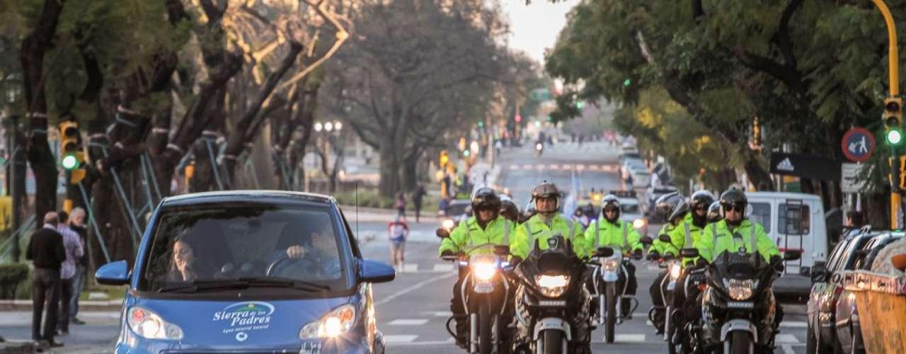 Más de 17.000 personas corrieron los 21K por la ciudad de Buenos Aires