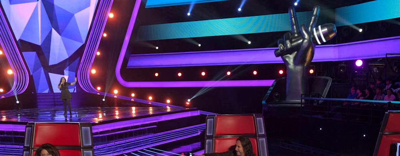 Vanessa Ugalde cantó 'Pero me Acuerdo de Ti', ella eligió a Marco Antonio Solís.