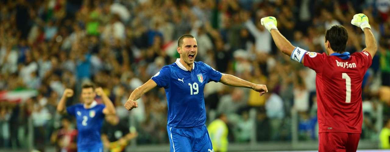 Con su victoria ante República Checa, Italia inscribió su nombre en la justa mundialista.