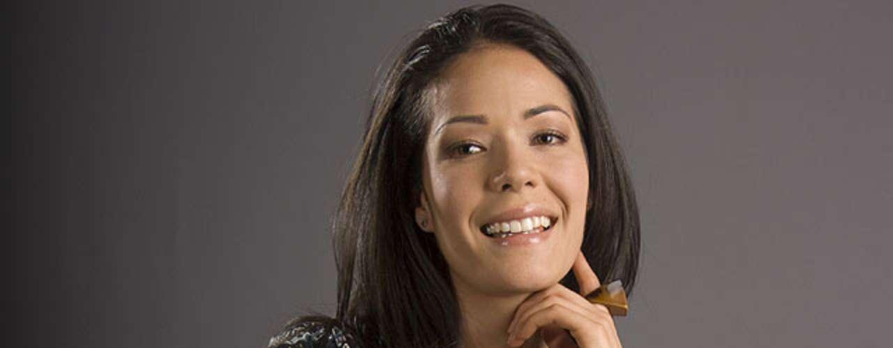 La mexicana Michelle Manterola actuó en 'El regreso a la guaca'.