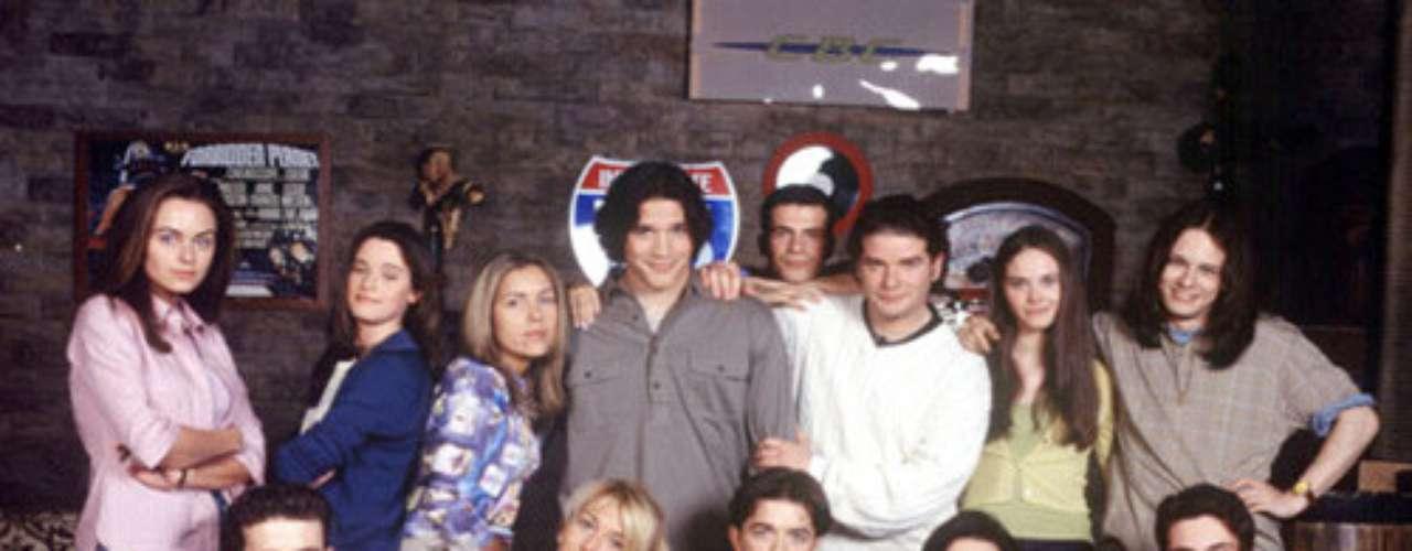 La serie se estrenó el 8 de septiembre de 1997. En total, fueron 1.199 capítulos y 5 años, hasta 2002.