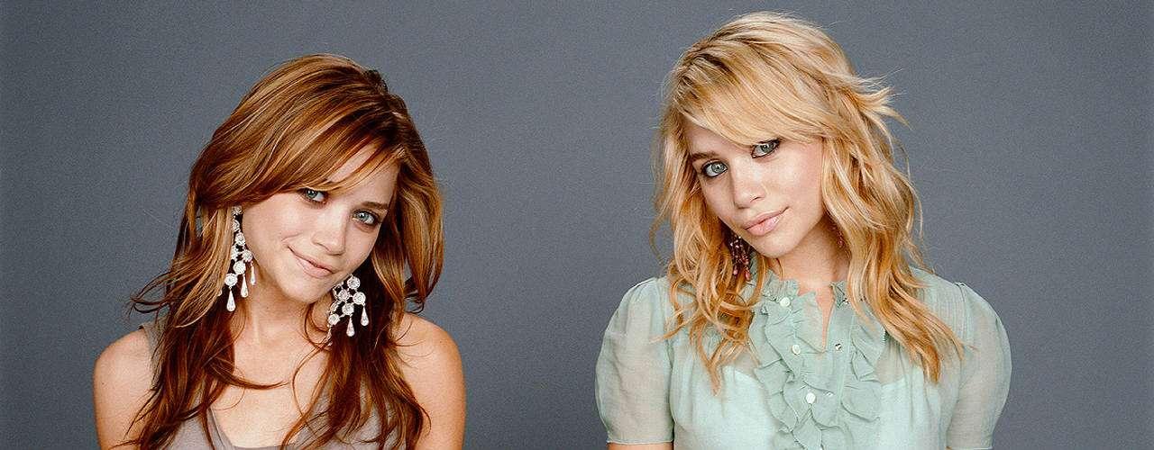 Mary-Kate y Ashley Olsen comenzaron actuar desde muy pequeñitas. Lo siguen haciendo, pero sin el éxito de antaño.