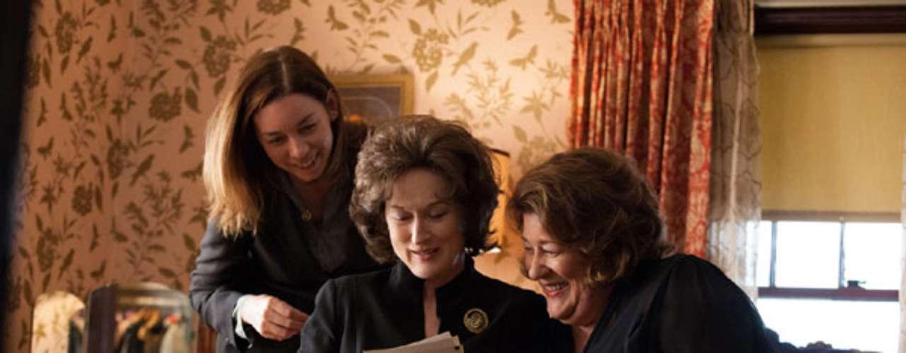 'August'.Un reparto lleno de estrellas, Meryl Streep, Ewan Mcgregor,Julia Robert oBenedict Cumberbatch,para llevar al cine la obra teatral deTracy Letts. Drama con una familia llena de reproches y cuentas pendientes.