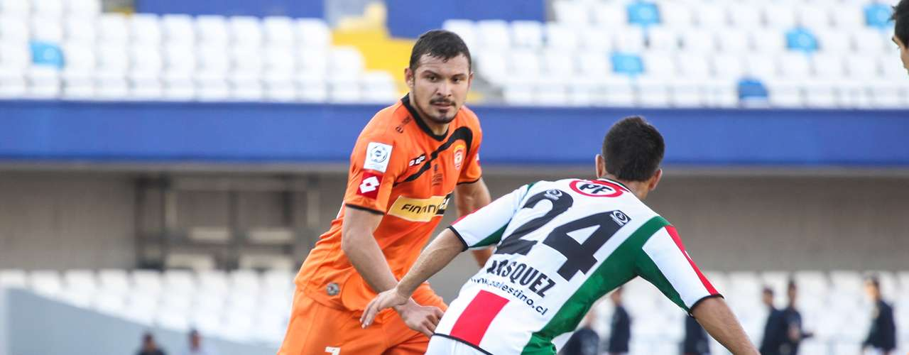PALESTINO vs COBRELOA: Estadio La Cisterna, 12:30 horas.
