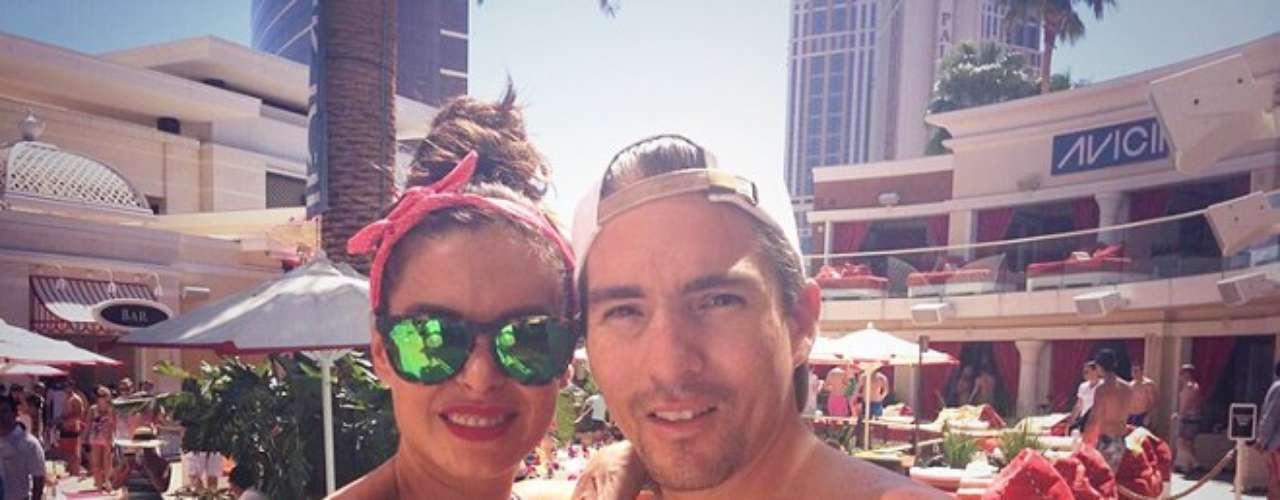 23 de Septiembre - Galilea Montijo se la pasó de lo lindo en sus vacaciones con su adorado esposo. ¡Qué envidia!