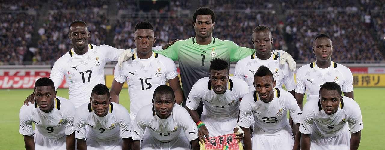 Ghana subió a lo más alto del podio en un par de ocasiones consecutivas (1991 y 1995).