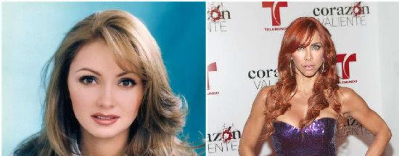 Todo parece indicar que Angélica Rivera, la nueva Primera Dama de los mexicanos, no se escapa de tener ataques de 'ego subido'. En esta ocasión la víctima fue Aylín Mujica, quien era su compañera de elenco en la telenovela \