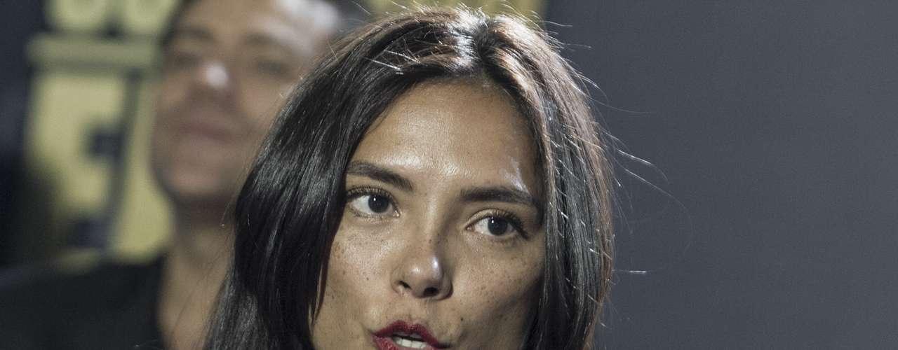 Martha Isabel Bolaños realiza en 'Comando pelite'papeles totalmente alejados de los que había hecho en televisión.