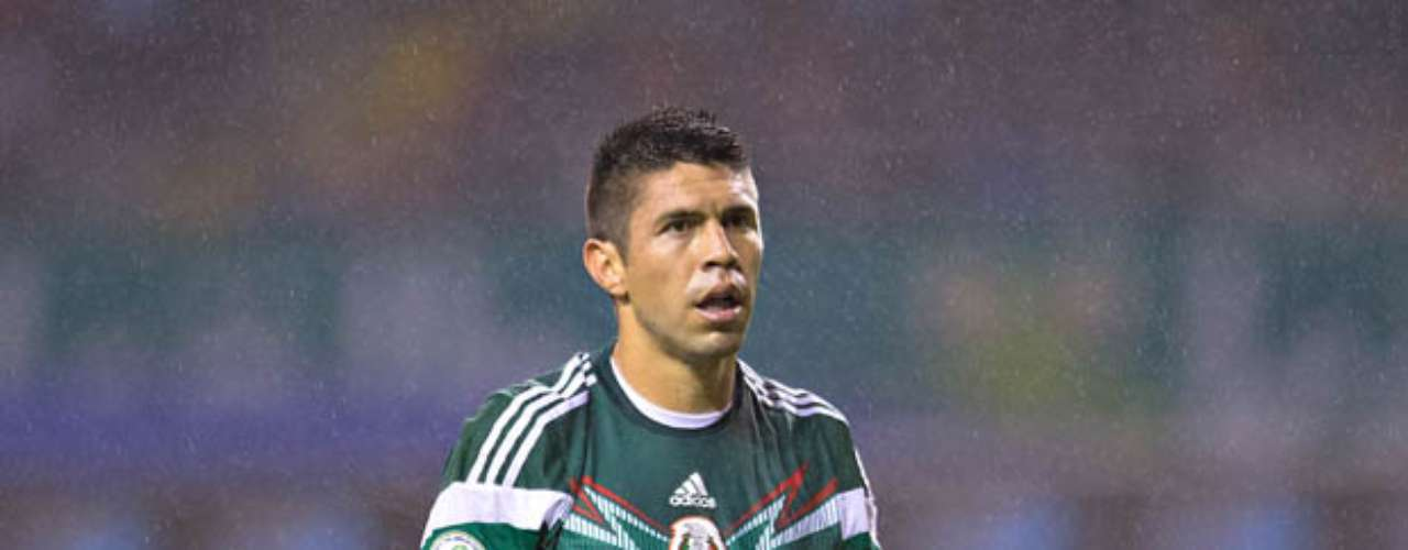 Oribe Peralta completaría la alineación de Miguel Herrera como téncico de la selección mexicana