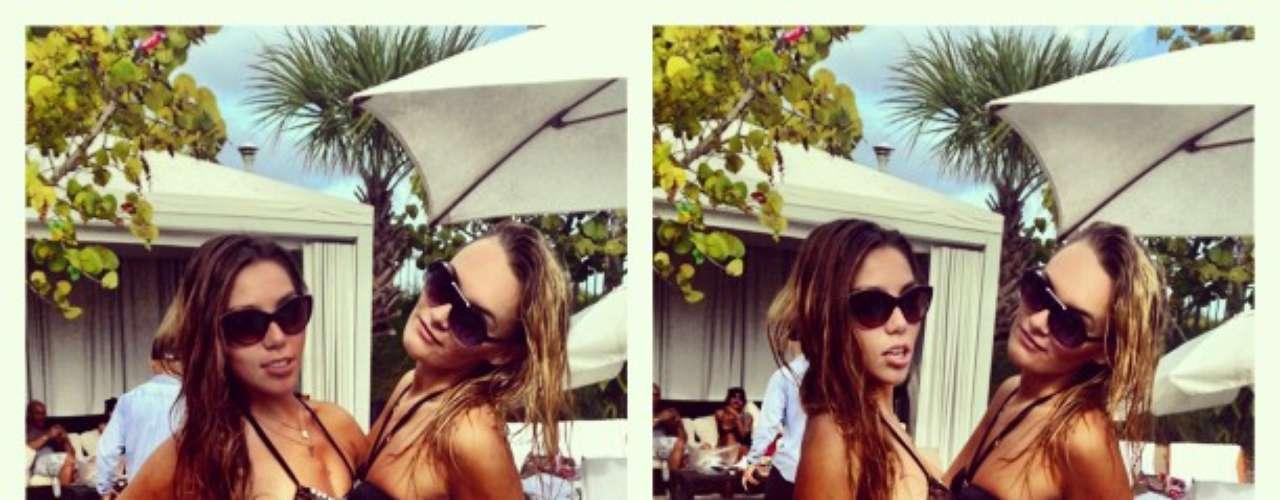 Frida Sofía, la hija de Alejandra Guzmán se contonea en Instagram con sexies y candentes fotos en bikini
