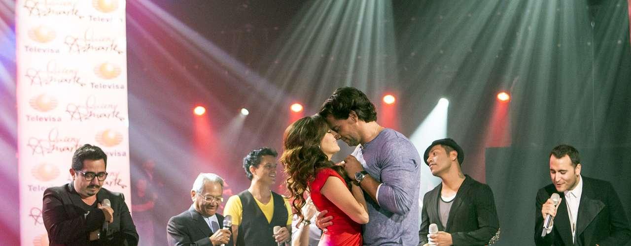 'Quiero Amarte' inició el 21 de octubre a las 7:25 de la noche, por el Canal de las Estrellas.