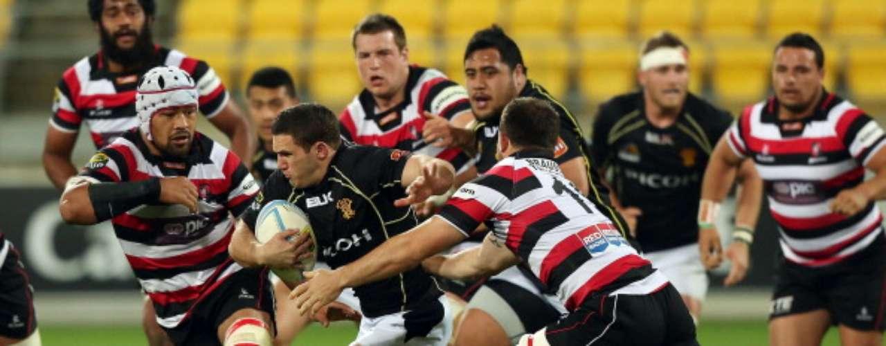 Por supuesto, que la mayoría de ocasiones es utilizado para juegos de rugby. El siguiente será la Final, este sábado entre los Leones de Wellington vs. Canterbury.