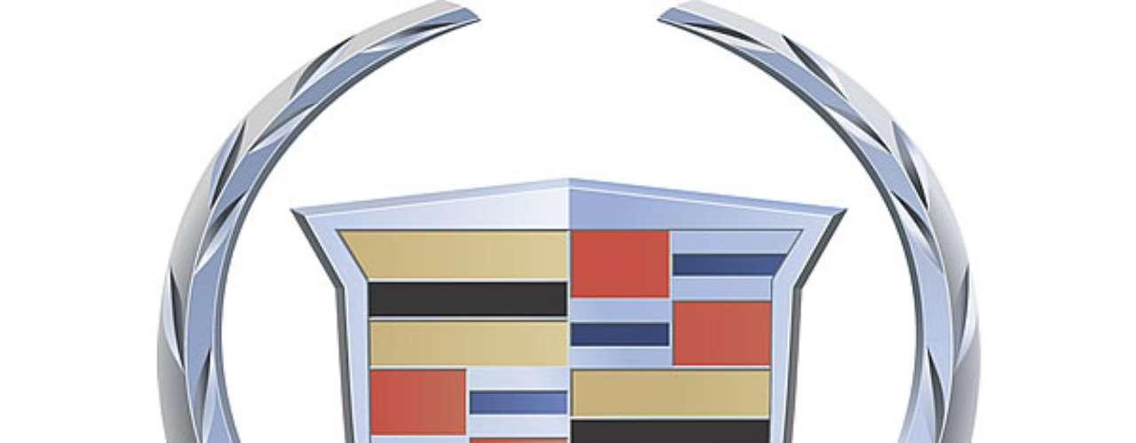 Cadillac. El logo proviene de una corona familiar, la del explorador francés Antoine de la Mothe Cadillac.