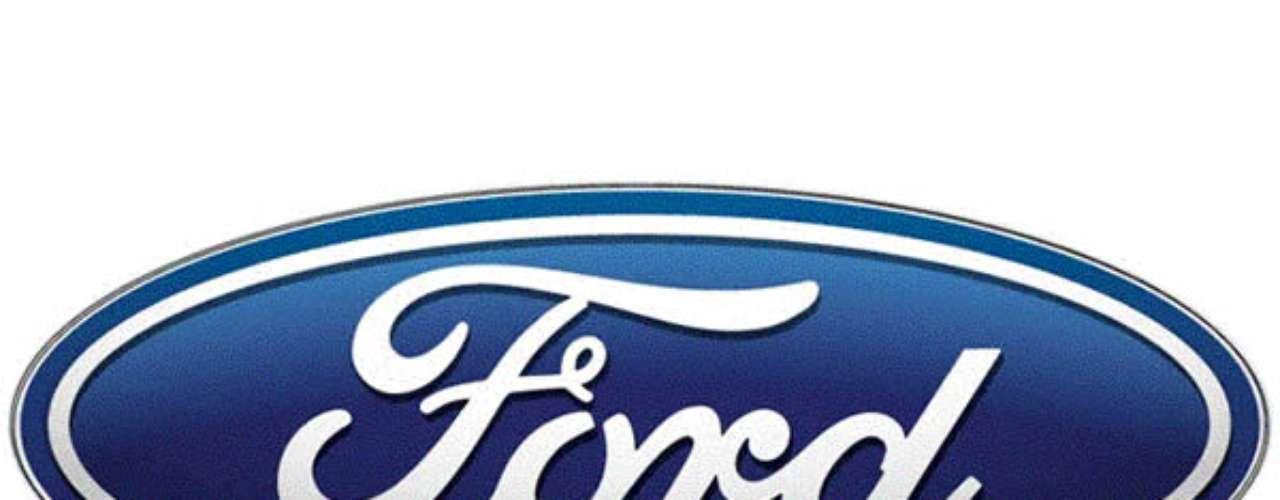 Ford. El ovalo azul fue utilizado por primera vez en 1907. El color azul oscuro del fondo del emblema es conocido por los diseñadores como Pantone 294C, que se trata del mismo color utilizado en la bandera de Finlandia.