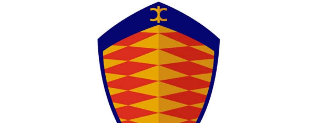 Koenigsegg. El logo de la firma es un homenaje al escuadrón de la Real Fuerza Aérea Sueca que opera cerca de la fábrica de este manufacturero