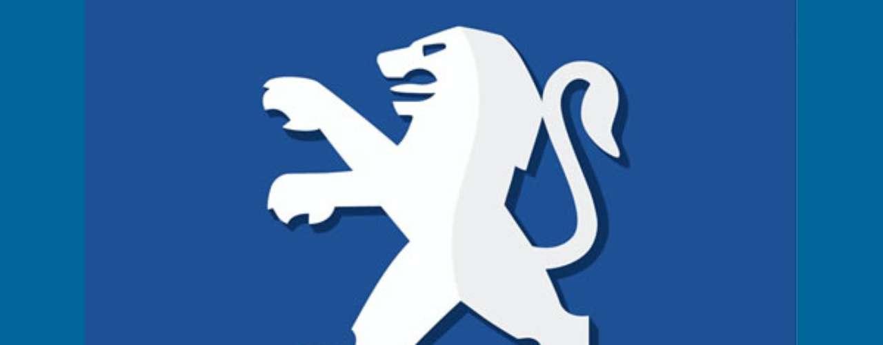 Peugeot.En un principio la familia Peugeot fabricaba sierras de alta calidad, por eso algunos atribuyen la figura del león a la fortaleza de la dentadura del felino comparándola con los productos que vendía la marca.