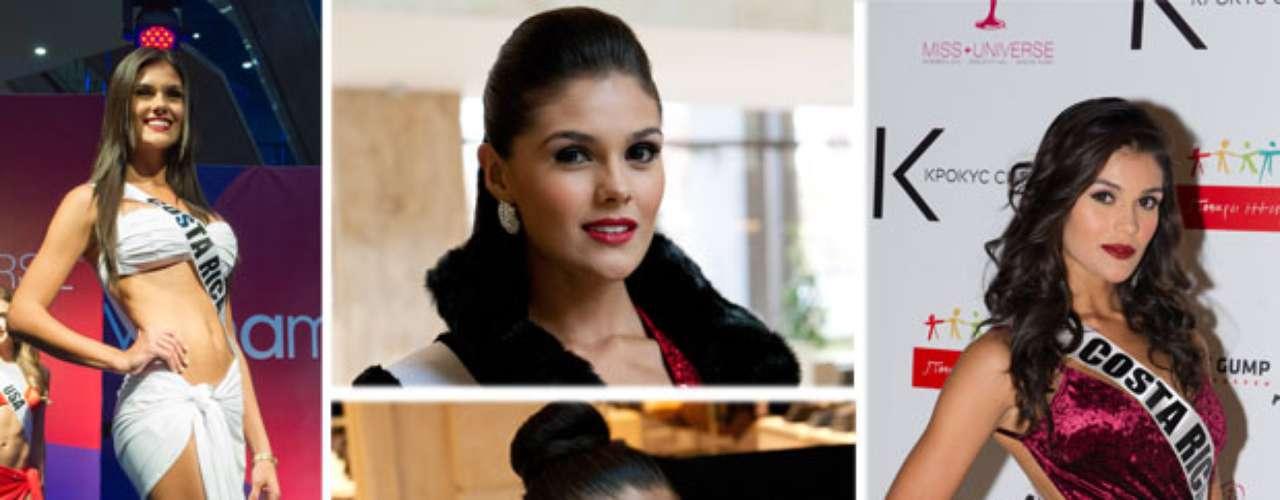 Una mujer deslumbrante y llamativa es Miss Costa Rica, Fabiana Granados Herrera Parra. Tiene 23 años de edad y reside en Guanacaste.