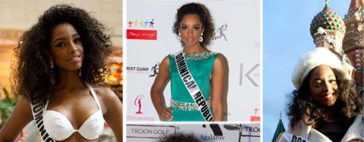 Indiscutiblemente una preciosa mujer morena es Miss República Dominicana, Yaritza Miguelina Reyes Ramírez. Tiene 19 años de edad y reside en Santo Domingo