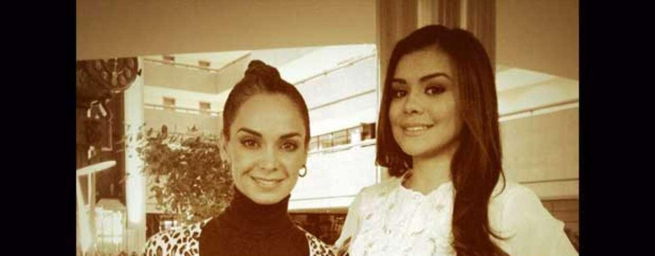 En la actualidad se encuentra en Rusia apoyando a la participante de México, Cynthia Duque, en su paso por Miss Universo.