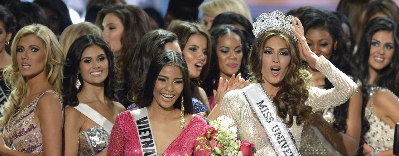 Hasta antes de ganar el título de Miss Universo 2013, María Gabriela vivía en Maracay, pero por el siguiente año, su casa estará en la ciudad de Nueva York.