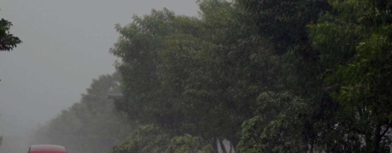 La temporada de tifones es regularmente entre finales de junio hasta algún momento durante el mes de diciembre.