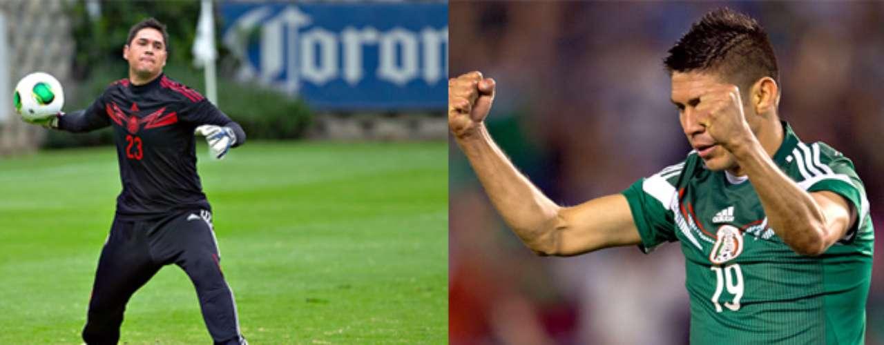 Sin sorpresas a lo que ha mostrado en los partidos de preparación, Miguel Herrera definió su 11 inicial para enfrentar a Nueva Zelanda.
