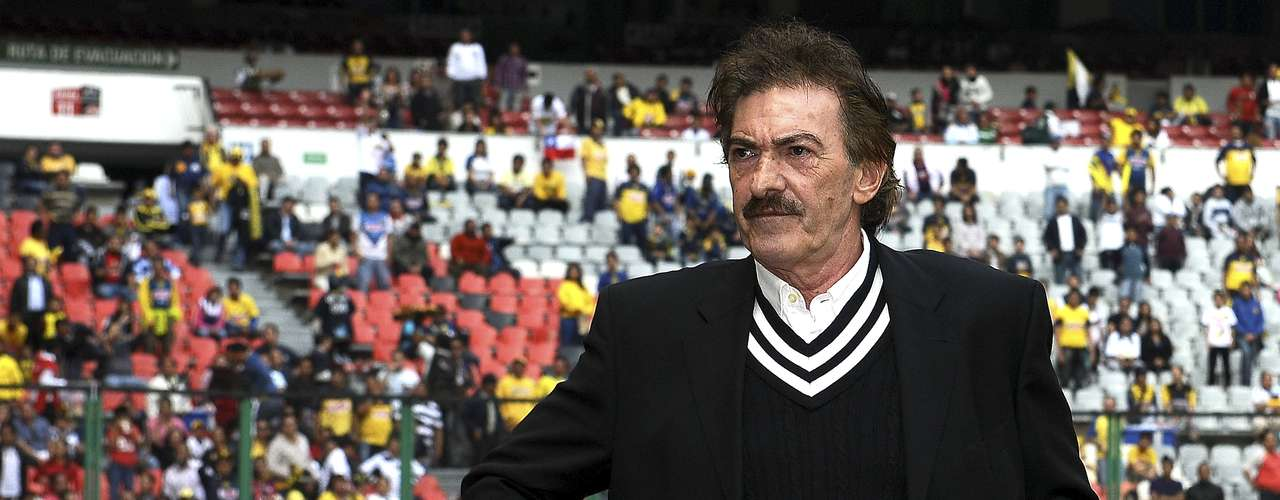 Ricardo Antonio La Volpe could manage Chivas Guadalajara.