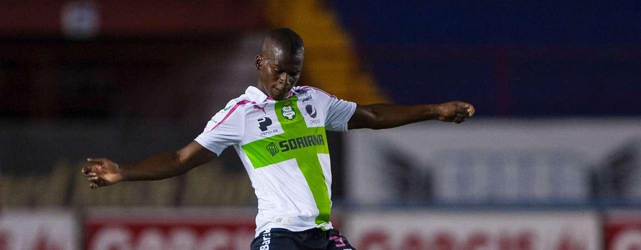 En cuanto a la delantera, Darwin Quintero es el hombre con mayor capacidad para desequilibrar por Santos: velocidad y regate son sus principales argumentos para encarar a las defensas rivales.