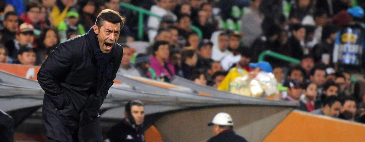 Por su parte, Pedro Caixinha ya sabe lo que es jugar Liguilla con Santos, y le ha imprimido su propio estilo al equipo Lagunero, donde como ya es costumbre se hace más fuerte como local.