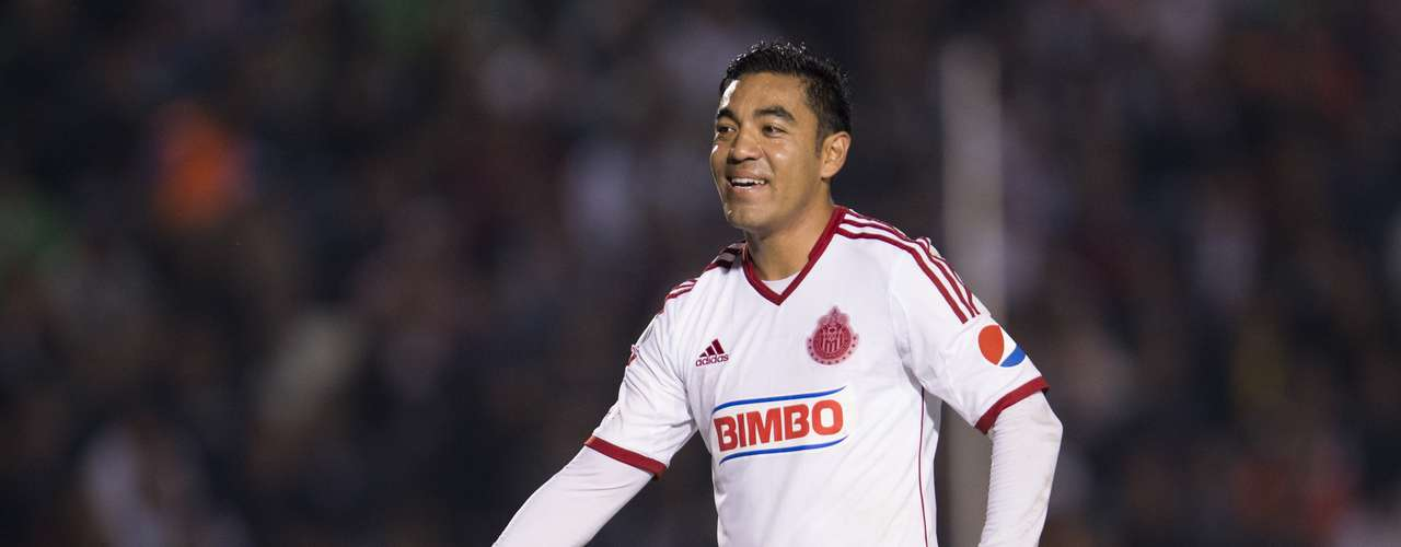 Marco Fabián is expected to make the move to Rayados Monterrey.