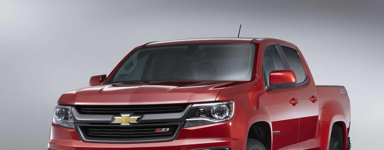 Colorado se construye con el ADN de una verdadera camioneta Chevy