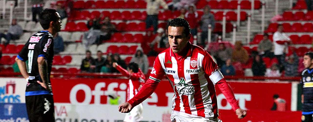 Víctor Hugo Lojero es por mucho el hombre gol de los \