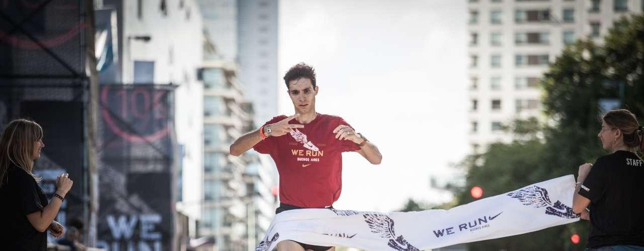 Federico Bruno ganó la We Run Buenos Aires Nike 10K 2013