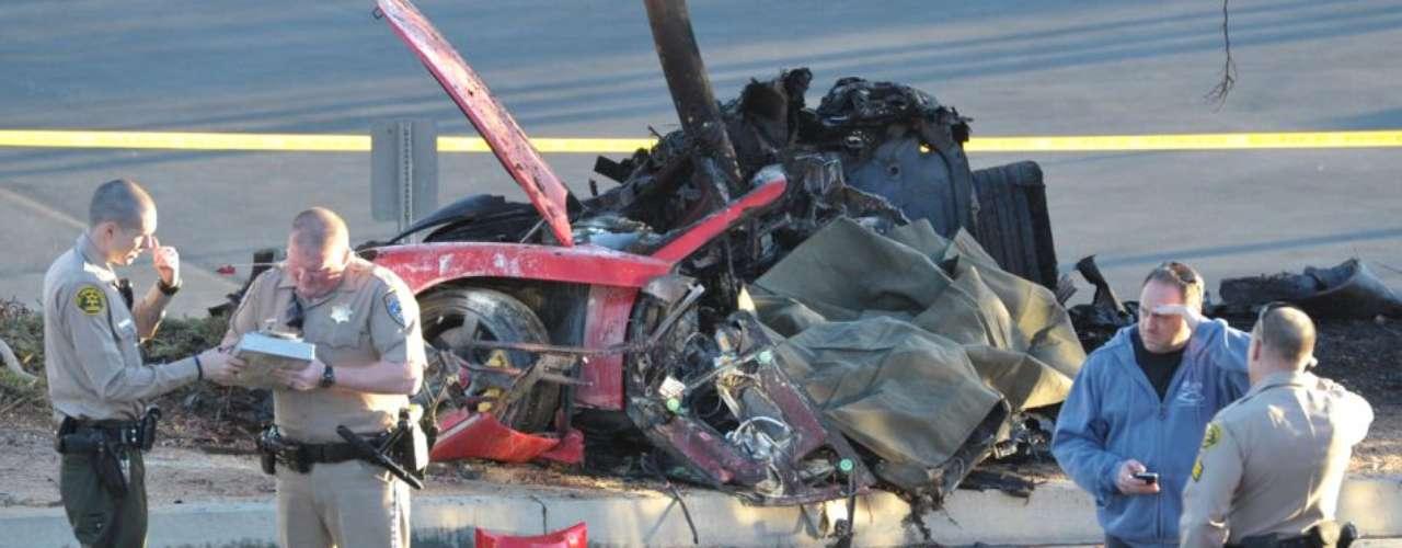 Paul Walker era el pasajero en el coche de un amigo, en el que ambos perdieron la vida.