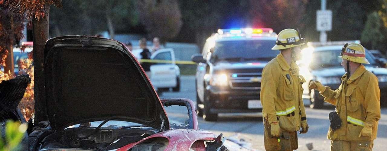 No deja de ser irónica la forma en que murió el protagonista de la saga 'Rápido y Furioso'. Durante una carrera de autos de lujo.