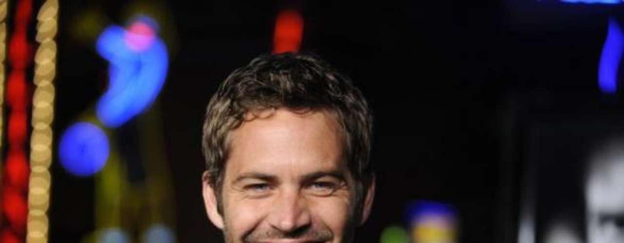 Walker presentado 'Fast and Furious' en Los Ángeles. Marzo 12 de 2009.