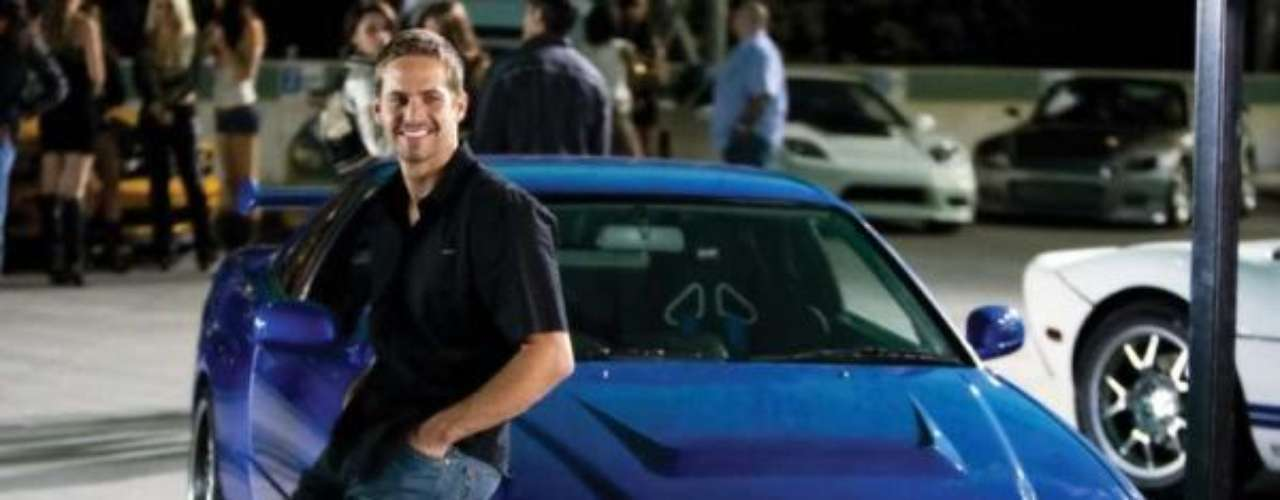 Los autos de Paul Walker