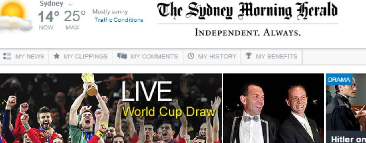 Sunday Morning Herald (Australia)
