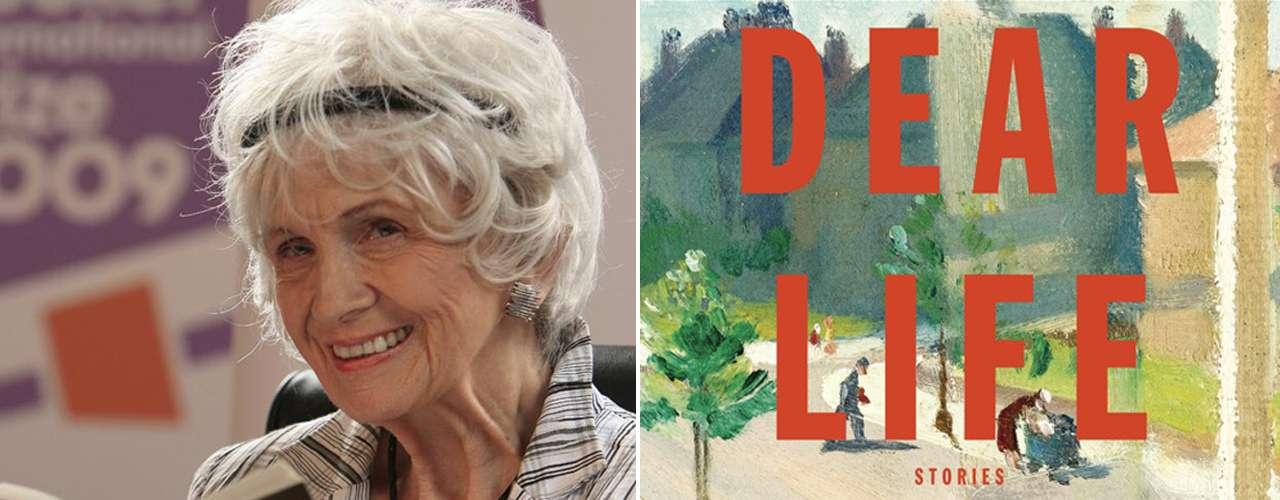"""La escritora canadiense Alice Munro fue nombrada premio Nobel de Literatura 2013 por ser la """"maestra contemporánea del relato corto"""".Conoce más de algunos ganadores y de sus libros más recientes."""