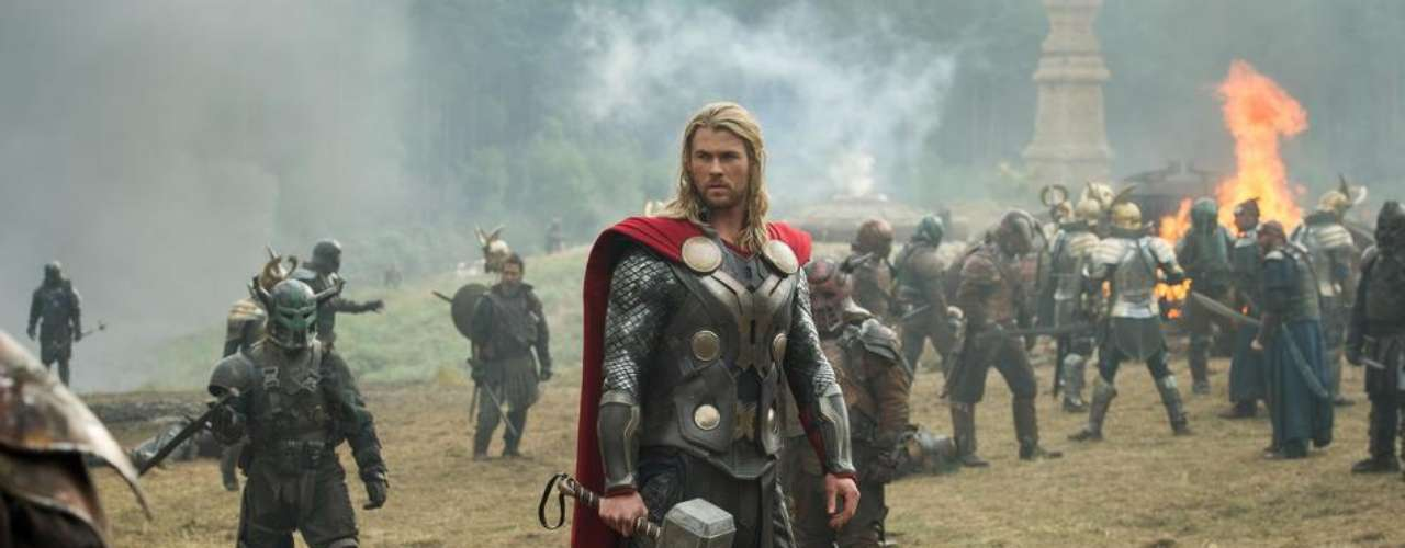 Thor: The Dark World recaudó $186.7 millones de dólares