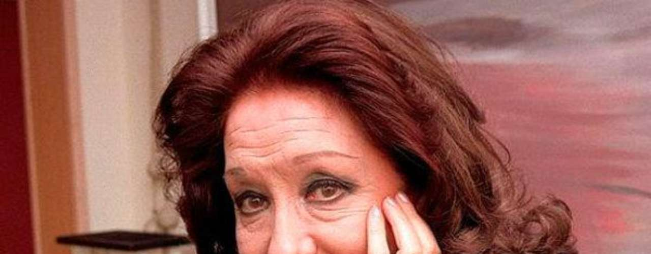 La actriz y cantante española Marifé de Triana participó en muchas novelas y mini series, en algunos casos interpretándose a sí misma. Su deceso se produjo a causa de un cáncer que padeció por meses y que en sus últimos días de vida la mantuvo hospitalizada.Muere el actor mexicano Juan PeláezEncuentra páginas de tus novelas favoritas en orden alfabéticoActores que murieron en 2011Actoreshispanos que murieron en 2012Inolvidable: Eduardo Palomo y su 'Corazón Salvaje'Fallece Gérard de Villiers, popular autorfrancés de novelas de espionaje