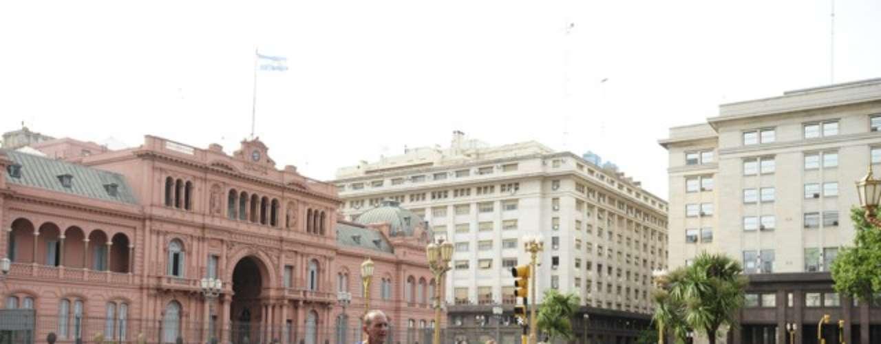 Las mejores fotos de San Silvestre Buenos Aires 2013