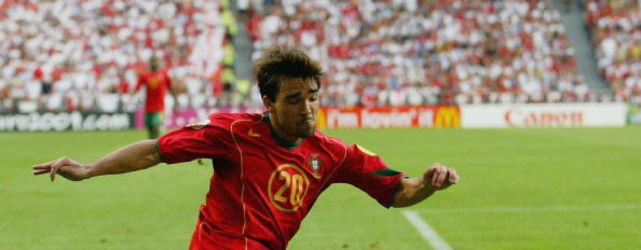 Brazilian by birth, but Portuguese by pride. Deco was one of the best