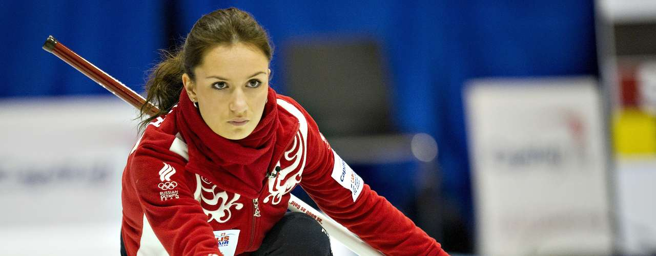 Anna Sidorova: Don't lie, curling is your favorite Winter Olympic sport and Sidorova may be one of the reasons why.