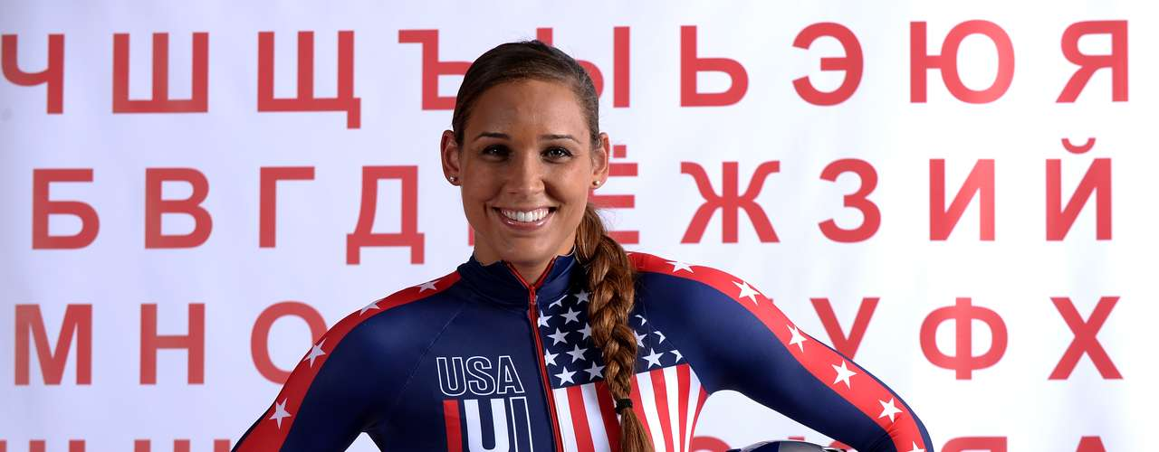 Lolo Jones: America's favorite hurdler has made a serious argument to represent the US in the bobsled competition as one of the team runners.