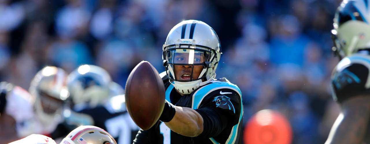 The 49ers made the game a nightmare for Cam Newton, who had two interceptions and was sacked four times. In the first half, they stopped the Panthers twice on the one-yard line.