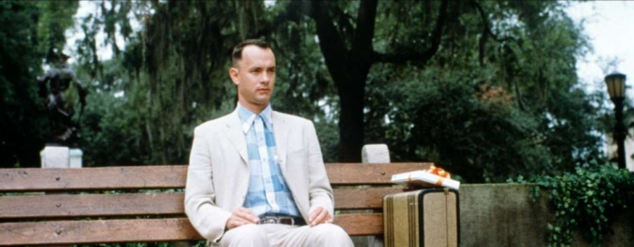 Con 'Forrest Gump' ganósu segundo Oscar consecutivo y se coló en el corazón de millones de espectadores.