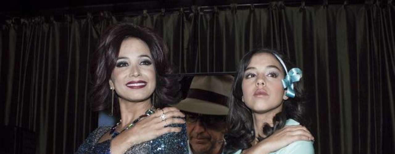La vida de Helenita Vargas se llevó a la televisión por medio de la serie 'La ronca de oro', interpretada por las actrices Ana María Estupiñan y Majida Issa.